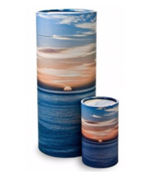 Picture Canister Keepsake